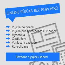Online půjčka na cokoli - Povolte si v prohlížeči obrázky, jinak neuvidíte obsah správně