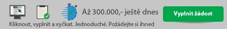 300.000,- Kč ještě dnes - uspornakreditka.cz - Povolte si v prohlížeči obrázky, jinak neuvidíte obsah správně