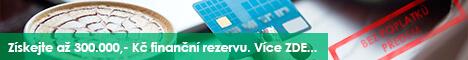 Finanční rezerva ještě dnes - uspornakreditka.cz - Povolte si v prohlížeči obrázky, jinak neuvidíte obsah správně