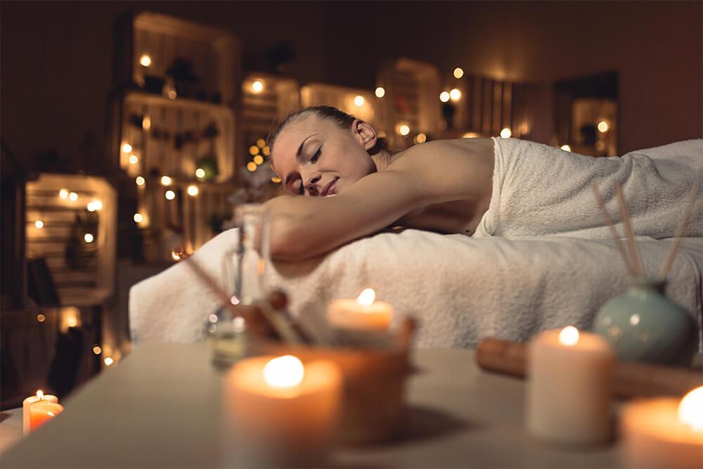 Mobilní masáž až k vám domů